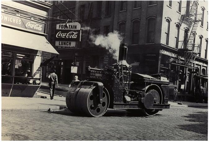 custom frame historic photos